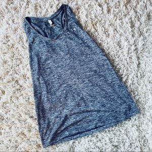 Under Armour Dri Fit Gray Athletic Top